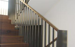 Treppenbau Geländer